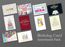Premium Set of 50 Birthday Cards